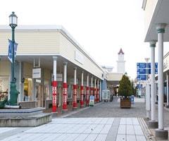 北海道最大の屋外型アウトレットモール・レラ