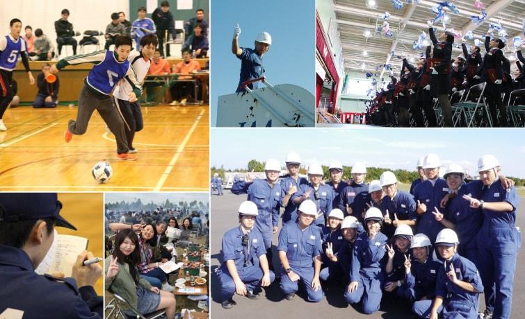 講義・イベント・卒業式・学校生活の様々なシーン