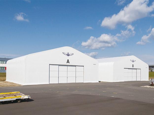 7:テント車庫