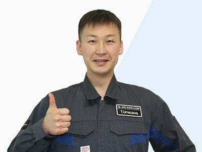 航空整備科 教員紹介