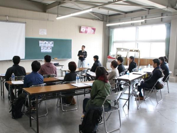 各コース共通プログラム 学科説明