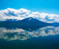神秘の湖 支笏湖