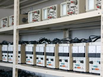 電気実習機材