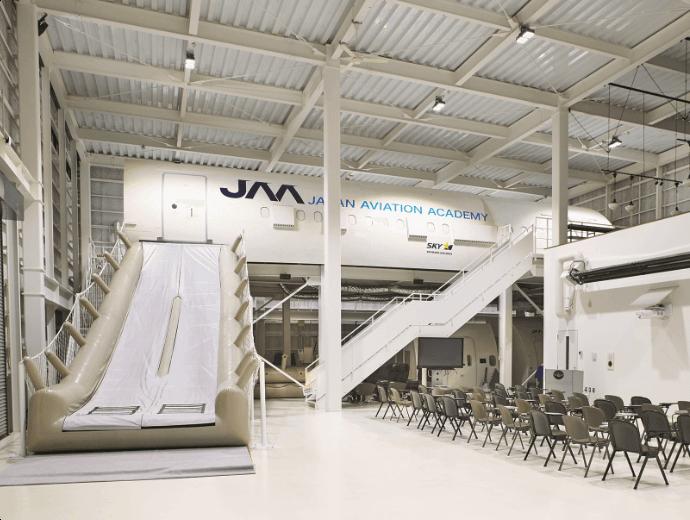日本最大の施設・設備