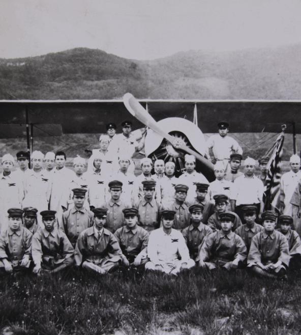 日本初の航空学校
