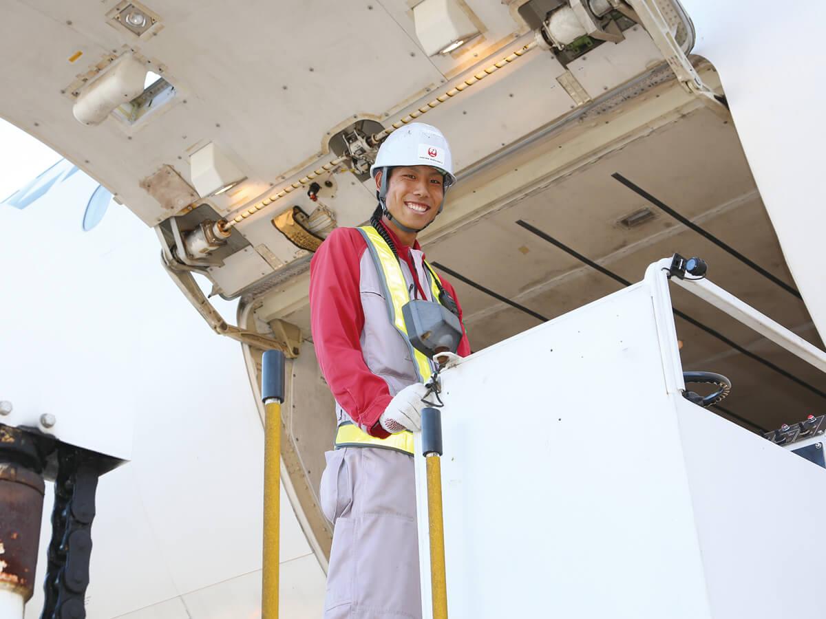 安全性再優先の正確な作業が 航空業界での結果に繋がっています